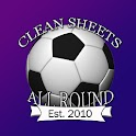 Clean Sheets Football Rumours logo