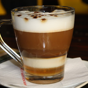 Fancy Coffe by Pârlojan Monica - Food & Drink Alcohol & Drinks ( coffe, drink, brown, pub )