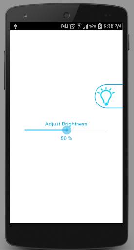 簡單的屏幕燈