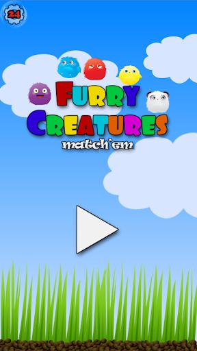 Furry Creatures match'em Pro