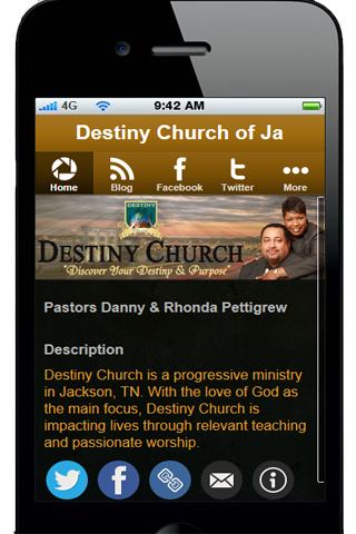 Destiny Church of Jackson