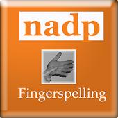 NADP Fingerspell