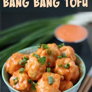 Copycat Bang Bang Tofu