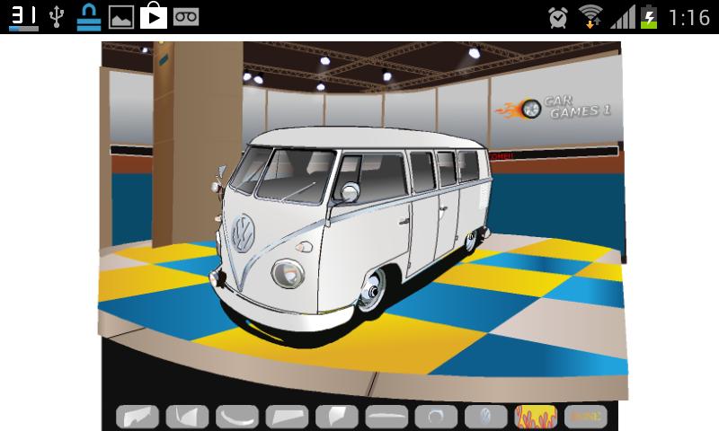 Jogos de Pintar e Colorir- screenshot