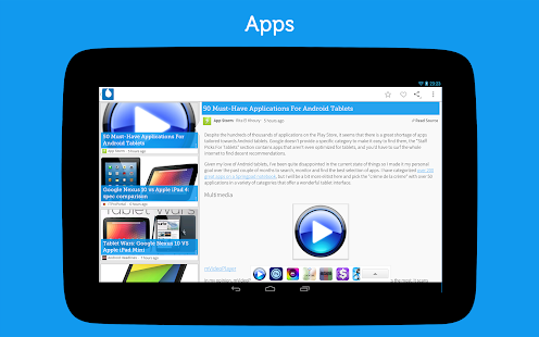 Drippler - Android Tips & Apps Screenshot 13