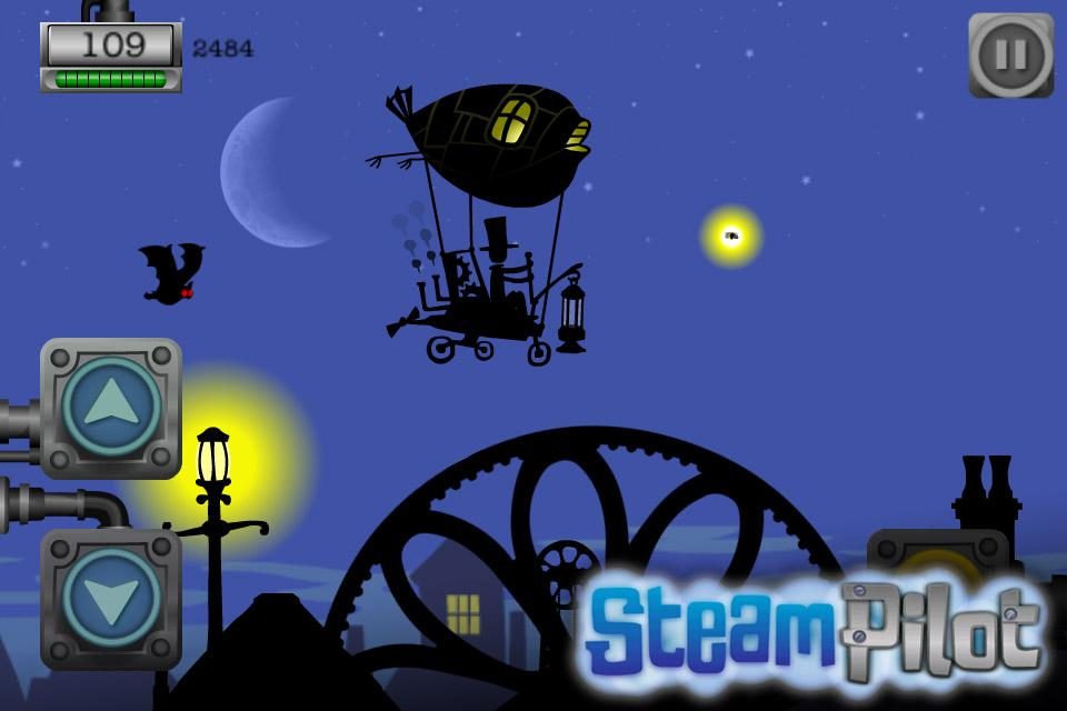 SteamPilot- screenshot