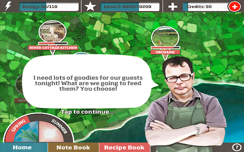 River Cottage Get Foraging- screenshot thumbnail