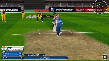 Screenshot of World Cricket Championship Pro