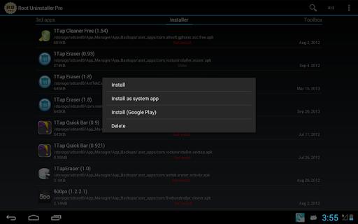 Root Uninstaller 8.5 screenshots 13