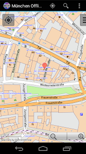 Munich Offline City Map Lite- screenshot thumbnail