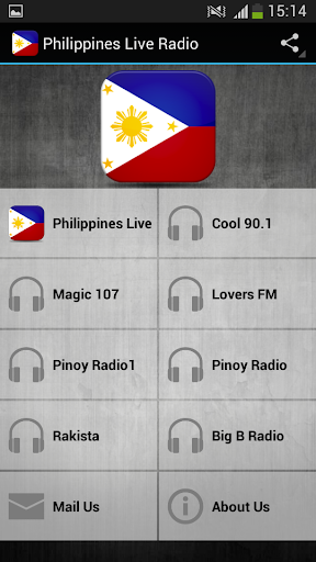 Philippines Live TV App - Mobogenie.com