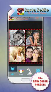 Selfie Cam Pic Collage Maker screenshot