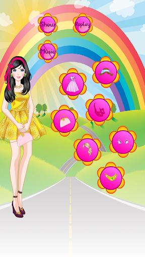 【免費角色扮演App】Princess Fashion Design Game-APP點子