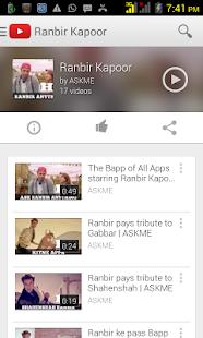ASKME - screenshot thumbnail