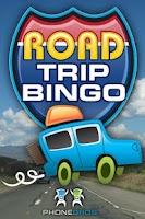 Screenshot of RoadTripBingo