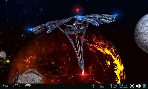 Real Space 3D Pro lwp Screenshot
