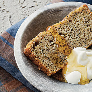 Lemon-Poppy Seed Bread.