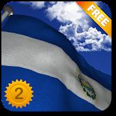 El Salvador Flag - LWP