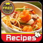 Recipe : Chinese Food (FREE)