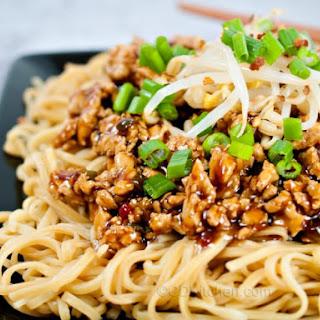 P.F. Chang's Dan Dan Noodles.