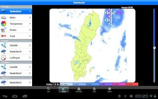 Screenshot of Klart.se