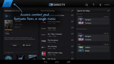 DIRECTV for Tablets Screenshot 11