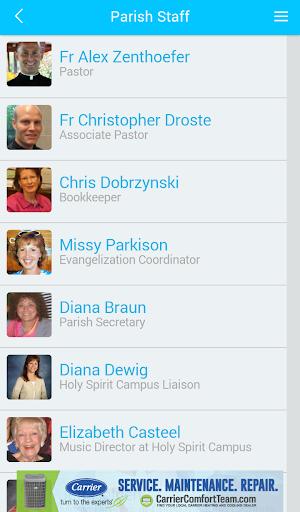 【免費生活App】Annunciation Evansville IN-APP點子