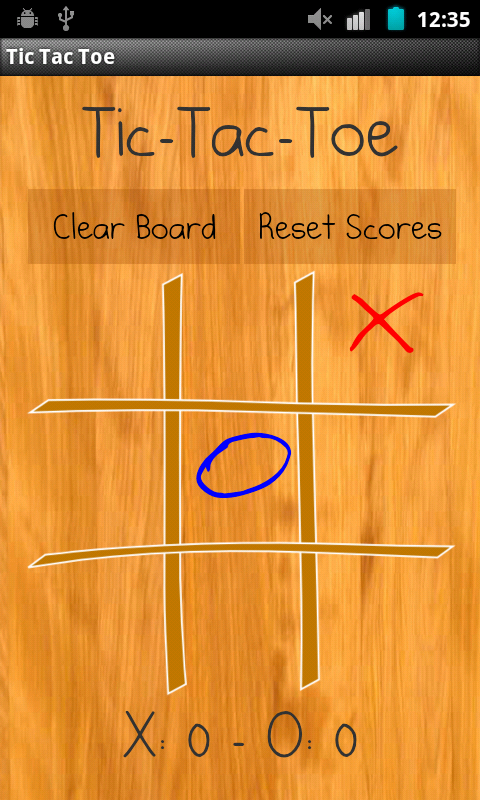 Tic Tac Toe Free!- screenshot