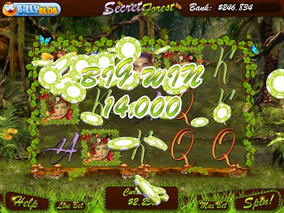 Secret Forest Saga FREE SLOTS