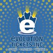 Evolution Tickets