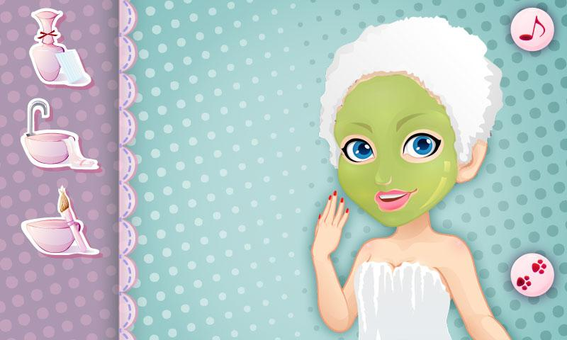 Dress Up Salon- screenshot