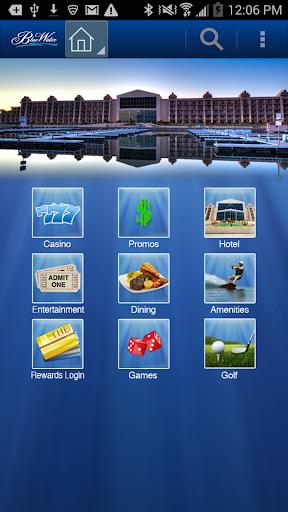 BlueWater Resort Casino