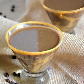 Salted Caramel Espresso Martini.