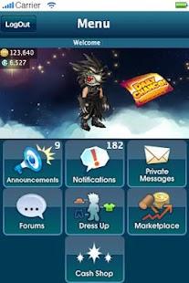 Gaia On The Go- screenshot thumbnail