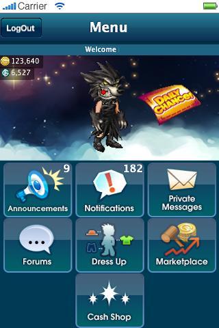 Gaia On The Go- screenshot