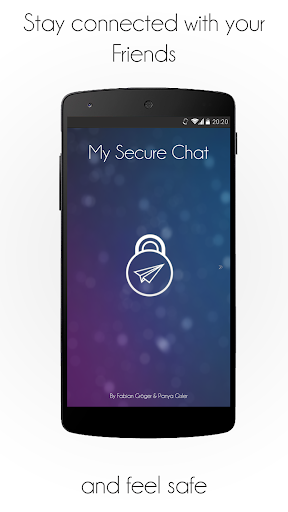 My Secure Chat