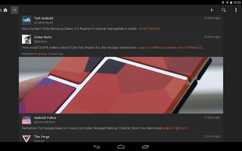 Fenix for Twitter Screenshot 12