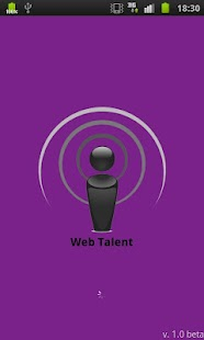 Web Talent - screenshot thumbnail