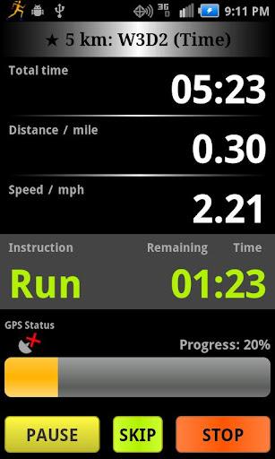 C25K Running AccuTrainer Pro v 2.6.5  Mod APK [LATEST]