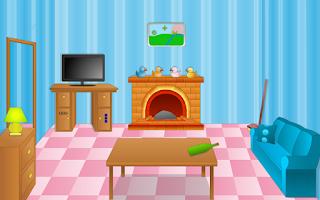 Screenshot of Escape Game-Radical Room