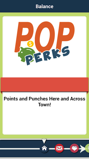 POP Perks