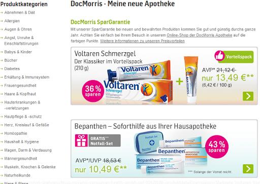 【免費醫療App】Medikamente Shop online-APP點子
