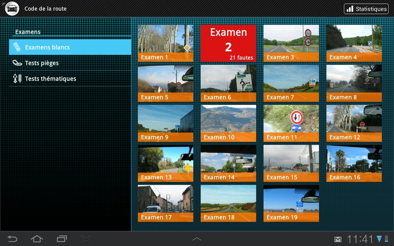 Code de la Route HD- screenshot