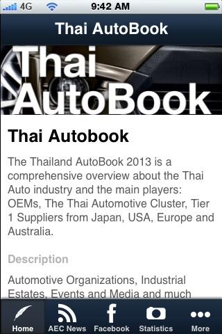 Thai AutoBook