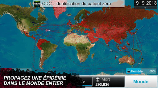 Plague Inc.  captures d'écran 2