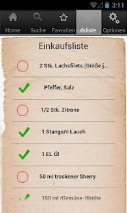 Kochmeister 60.000 Rezepte - screenshot thumbnail
