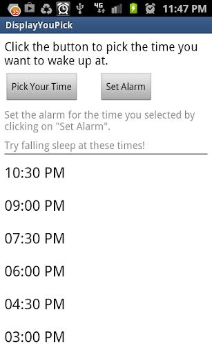 【免費健康App】Sleep Time-APP點子