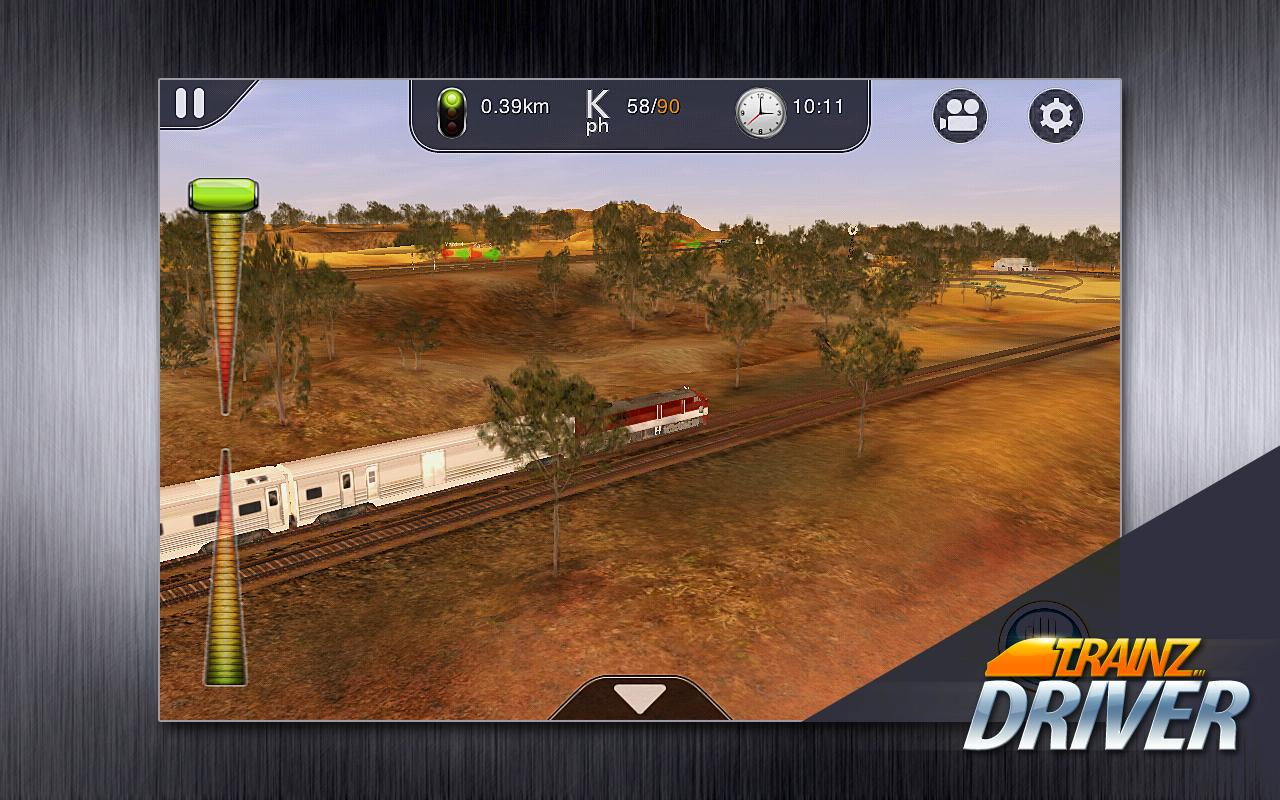 Trainz Driver - screenshot