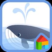 whale day dodol theme
