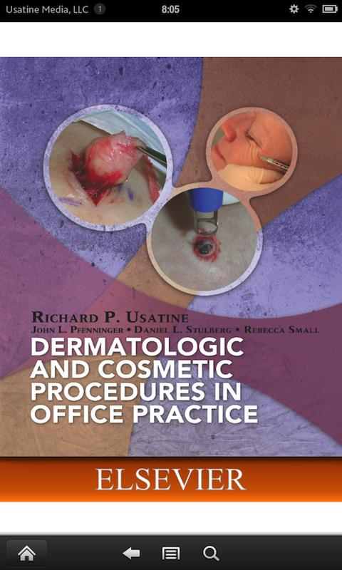 Dermatologic Procedures Screenshot